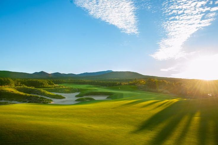 Dale-designed Nine Bridges to host CJ Cup U.S. Tours first Korea stop  After 18 years of non-stop plaudits planning and primping The Club at Nine Bridges is ready for its close-up.  That moment of broad exposure comes 19-22 October 2017 when the U.S. PGA Tour visits The Club at Nine Bridges for the newly minted CJ Cup the tournament that now kicks off the Tours annual Asian Swing. The CJ Cup marks the first time the PGA Tour has visited South Korea for an officially sanctioned Tour event…