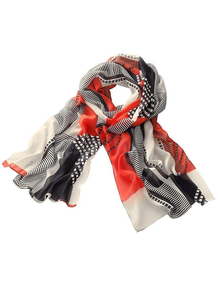 93 besten Kravatten und Schals Bilder auf Pinterest   Schals ...