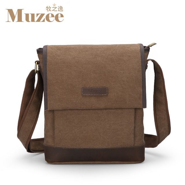 Check it on our site 2017 Korean Style Muzee New Fashion Men Canvas Bags Britain Casual Men Bag Business Shoulder bag Men Shoulder Messenger Bags just only $25.50 with free shipping worldwide  #crossbodybagsformen Plese click on picture to see our special price for you