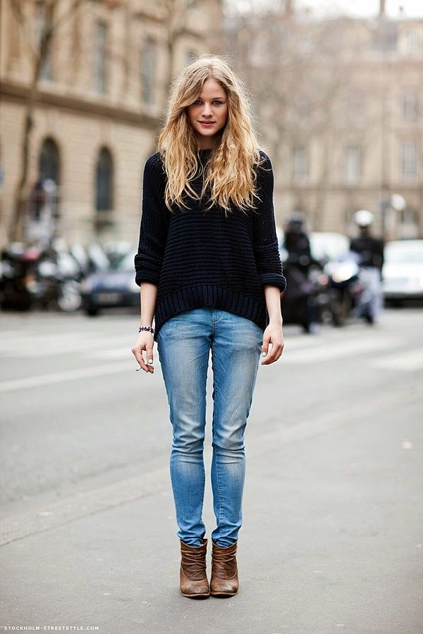 Fantastic 25 Outfit Ideas To Style Ankle Boots  Faux Pas