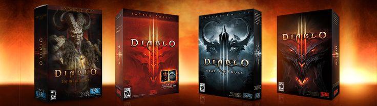 Campaña juego de expansión ficticia de Diablo III