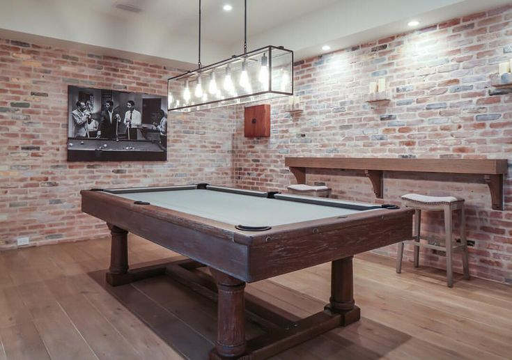 Wonderful game room ideas wonderful game room ideas with pool table wonderful game room ideas wonderful game room ideas with pool table and stone wall design for the home pinterest pool table game rooms and stone greentooth Images