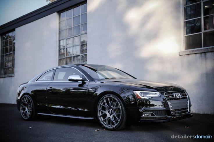 Audi S5 With Bbs Ch-r 1 step polish with Lusso Oro | Auto ...
