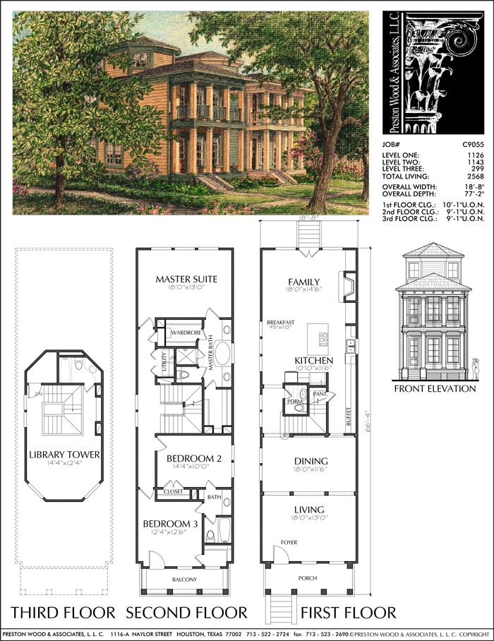 Best 25 narrow house plans ideas on pinterest narrow for Small urban house plans