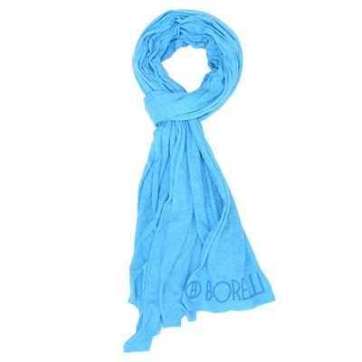 Borelli Active Performance Scarf - Founders Blue - $59.00 - Introducing the Active Performance Collection of Borelli Design scarves.  This high performance multi-use wrap is designed to keep you warm, dry, and cool all day long.  #fireandshine #scarves #fashion #ethical #accessorise #borelli