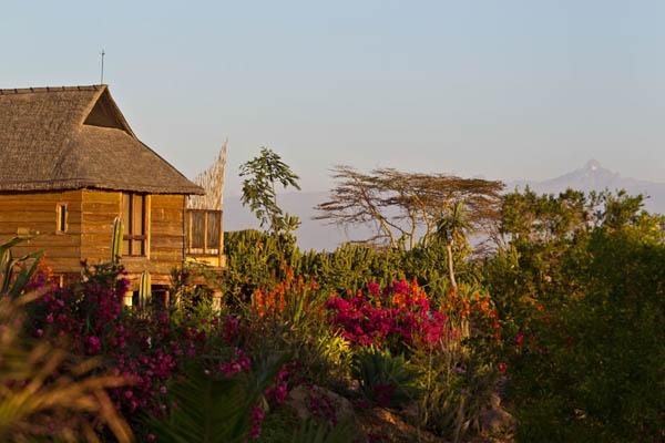 Wedding & Honeymoon photographic safaris and beach resorts on Zanzibar, in Kenya, Tanzania, Mozambique, Seychelles, Maldives, Mauritius and South Africa. image: Segera Retreat, Kenya
