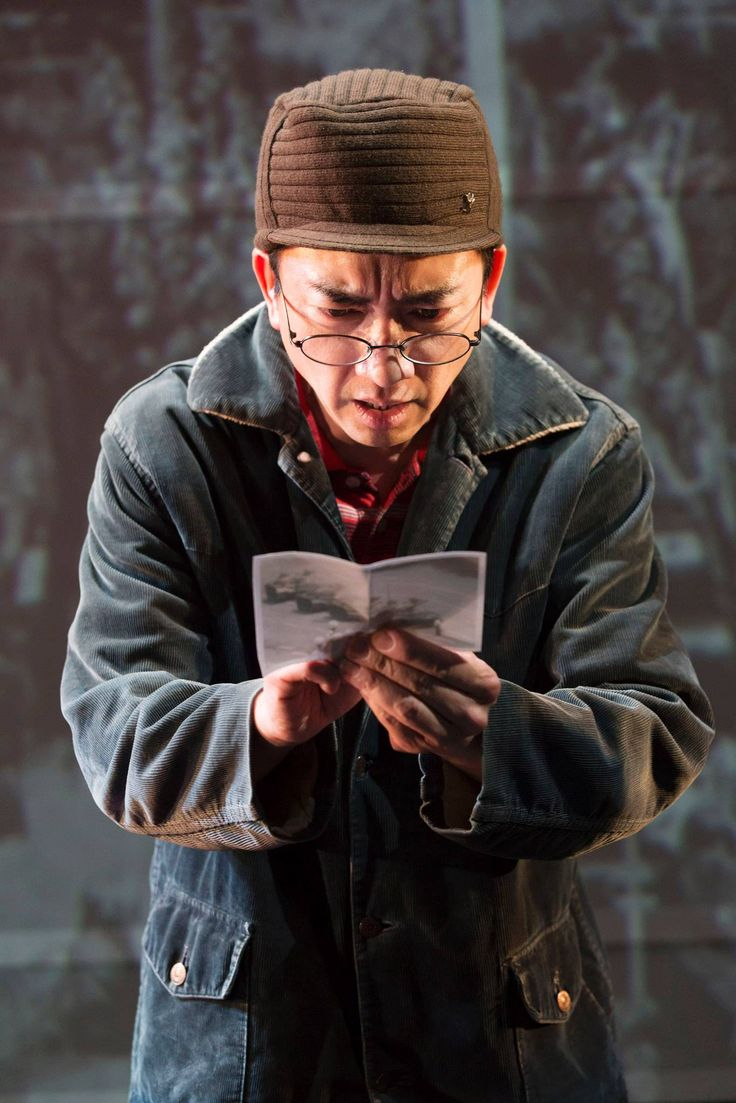 Theatre review: Chimerica - Lucy Kirkwood's piece is a strong contender for play of the year