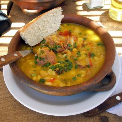 Locro, traditional Argentine stew