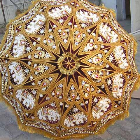 Indian Wedding umbrella