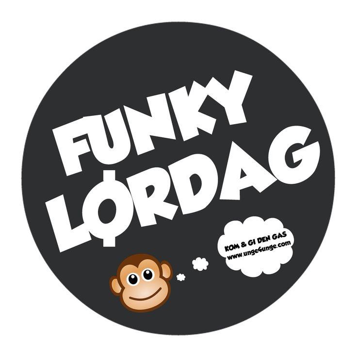 Fra September giver vi den gas med Funky Lørdag hver evig eneste lørdag!