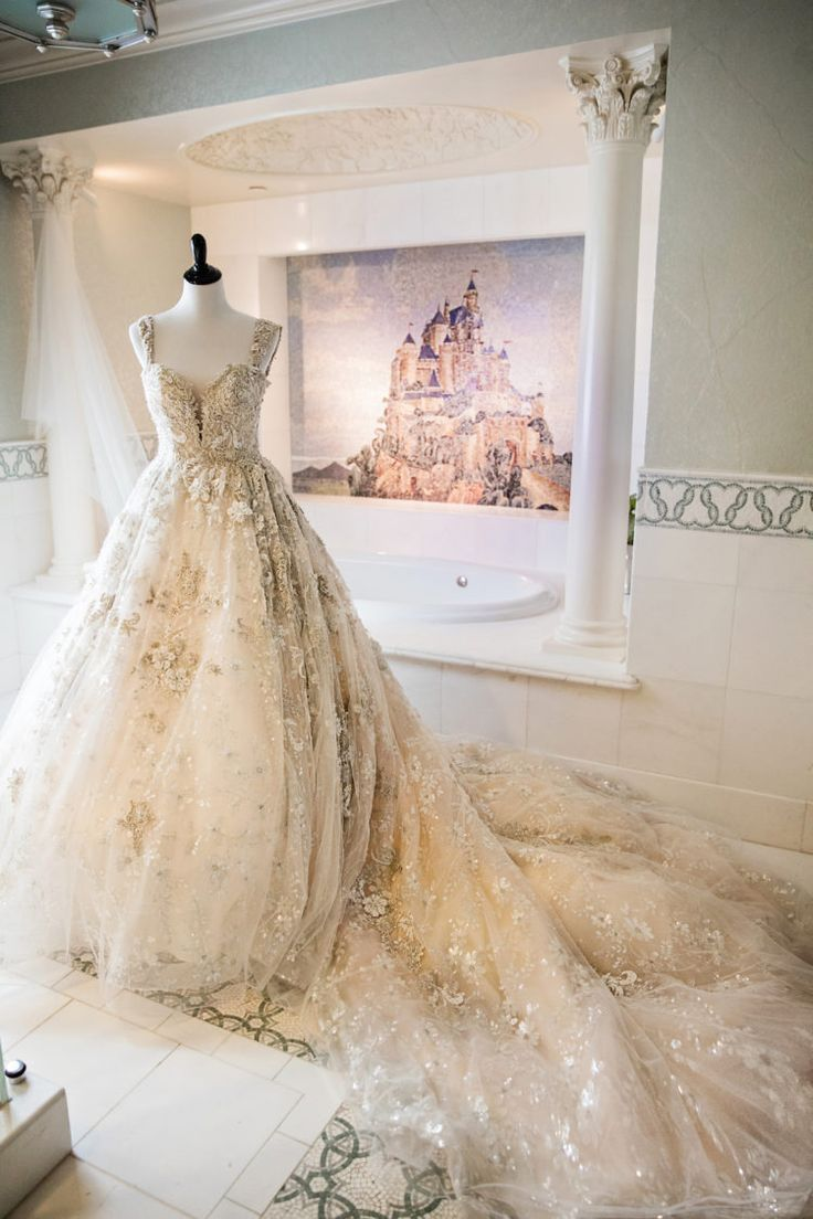 This Disney's Fairy Tale Wedding is Every Disney Fan's Dream Come True