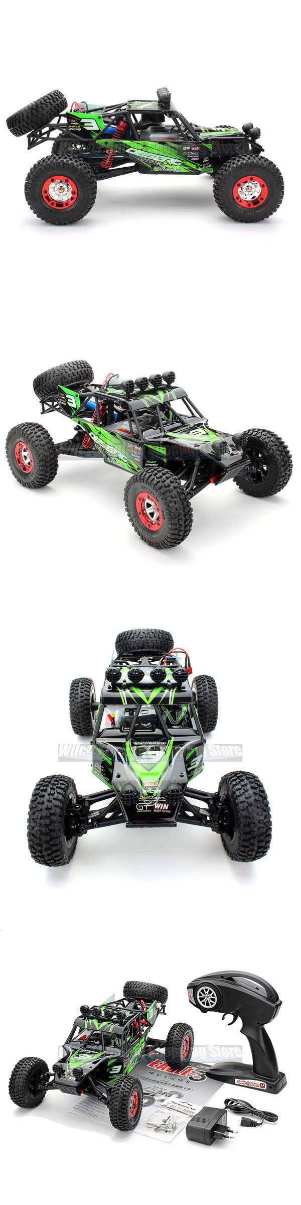 Cars Trucks and Motorcycles 182183: New Rc Desert Off Road Truck Car Buggy 4X4 Electric 1 12 Jeep Style Drift Racing -> BUY IT NOW ONLY: $116.99 on eBay!