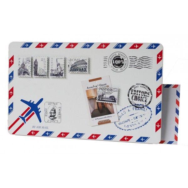 Mémo Range-Enveloppes Air Mail