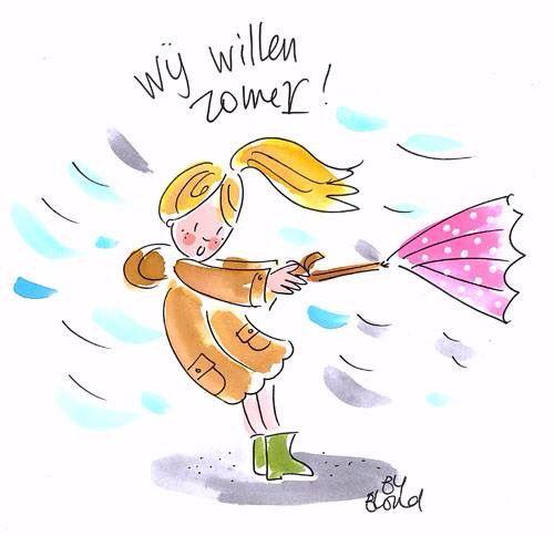 """""""Wij willen zomer!"""" - Blond Amsterdam"""