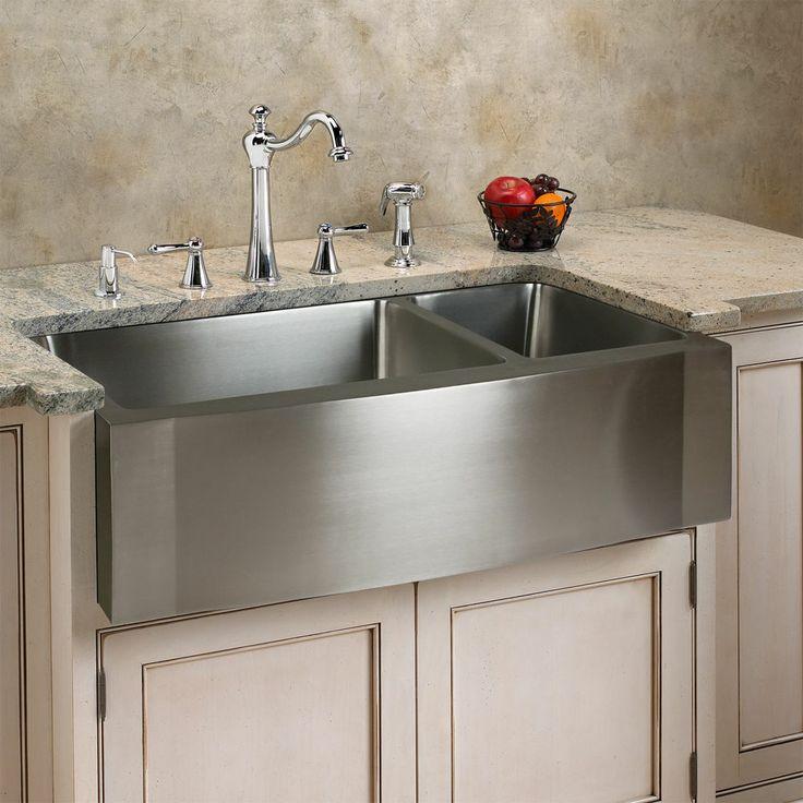 104 best double farm sinks images on pinterest farm sink kitchen ideas and farmhouse sinks