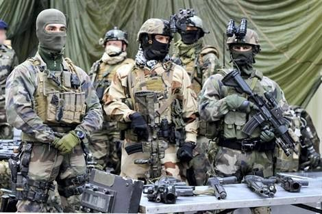so French Special Force