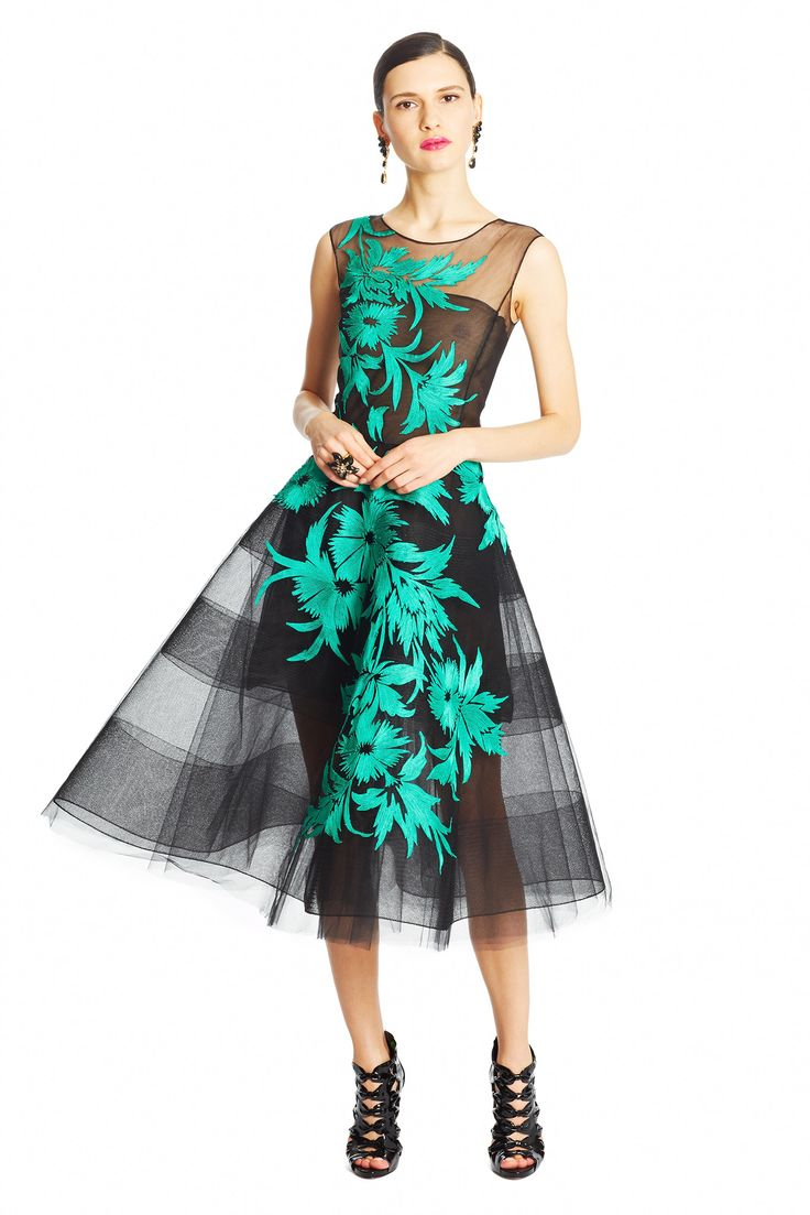 Oscar de la Renta Pre-Fall 2015 - Collection - Gallery - Style.com