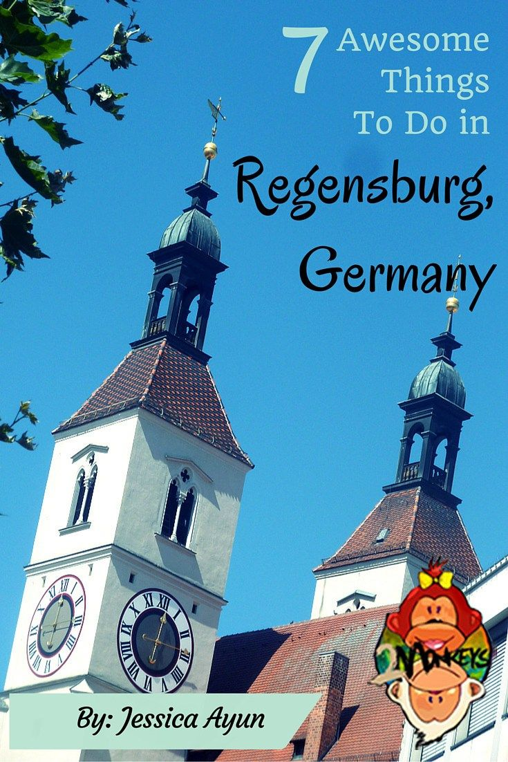 things to do in Regensburg Pinterest