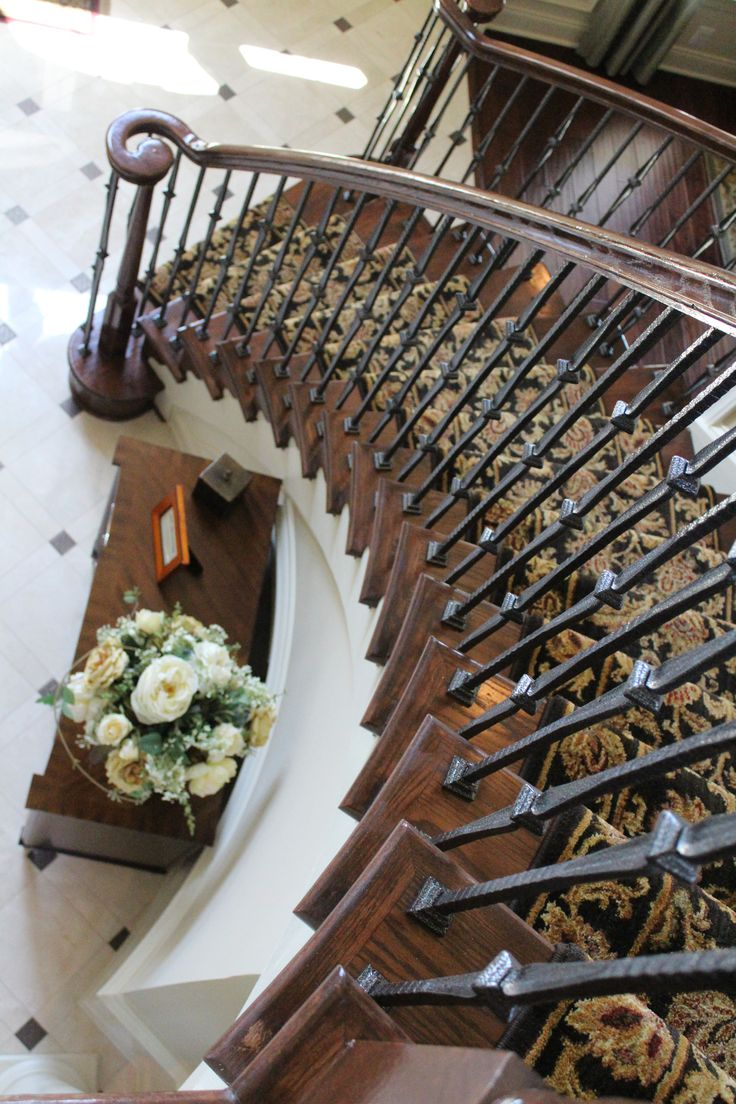 Loudoun Stairs. See More. Wood, Iron, Or Even Steel You Name It, We Got It!
