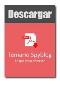 SpyBlog - Crea tu Web Espiando la Nuestra