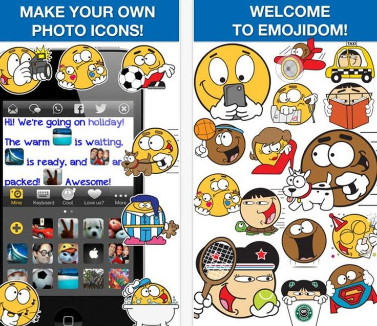 8 free emoji apps beyond what's pre-loaded in your phone