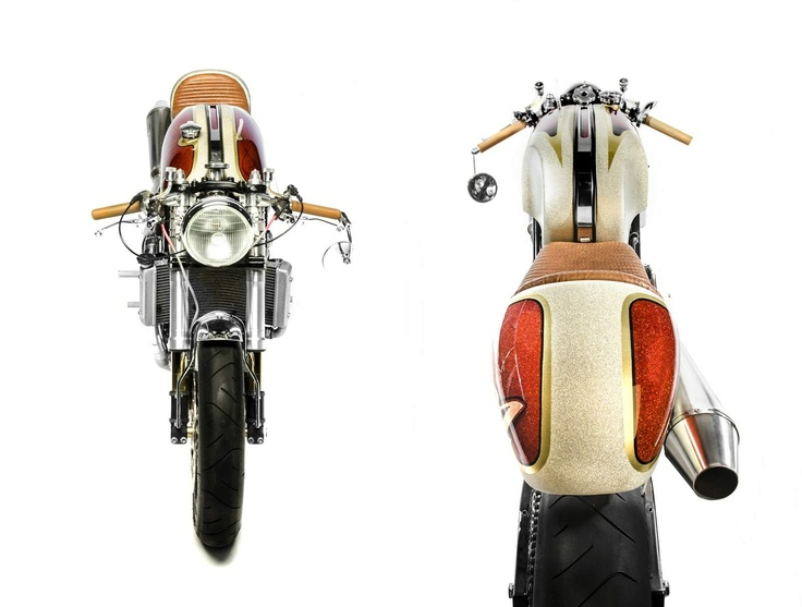 Kelevra Ducati S4R Cafe Racer