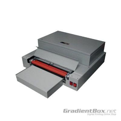 Mesin UV Varnish untuk laminasi UV coating, menjadikan produk hasil printing tahan korosi ultraviolet.