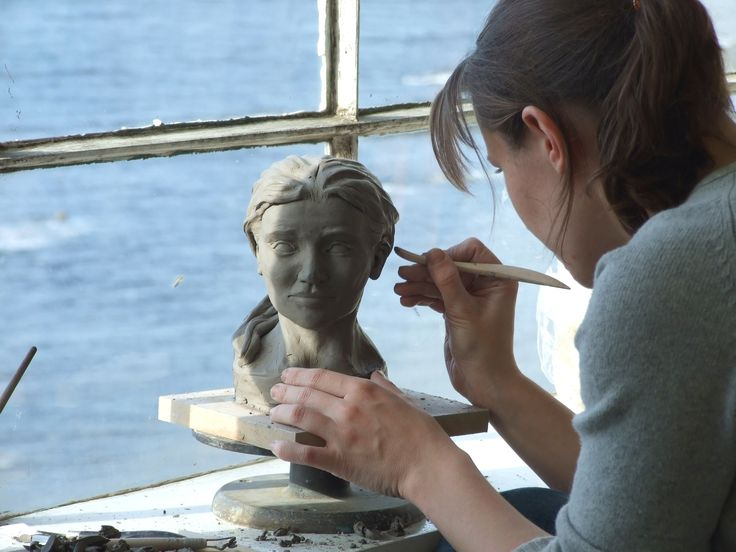 Clay course at The Creative Retreat