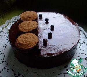 Торт чуао