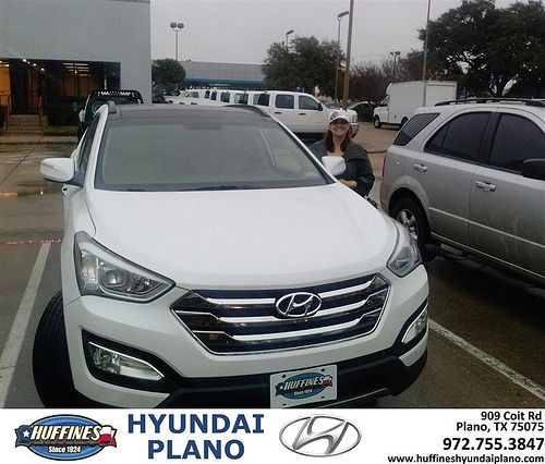 Thank You To Christy Weaver On Your New 2014 #Hyundai