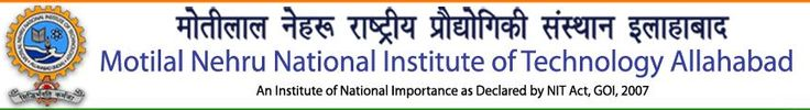 Sarkari Naukri at Motilal Nehru National Institute of Technology Allahabad for posts of Project Engineers/ Project Supervisors
