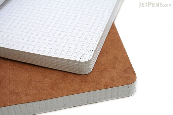 Exacompta Forum Plain Journal - 200 Sheets - Graph - EXACOMPTA 1404