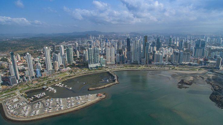 Panama City-3 - Panama-Stadt – Wikipedia
