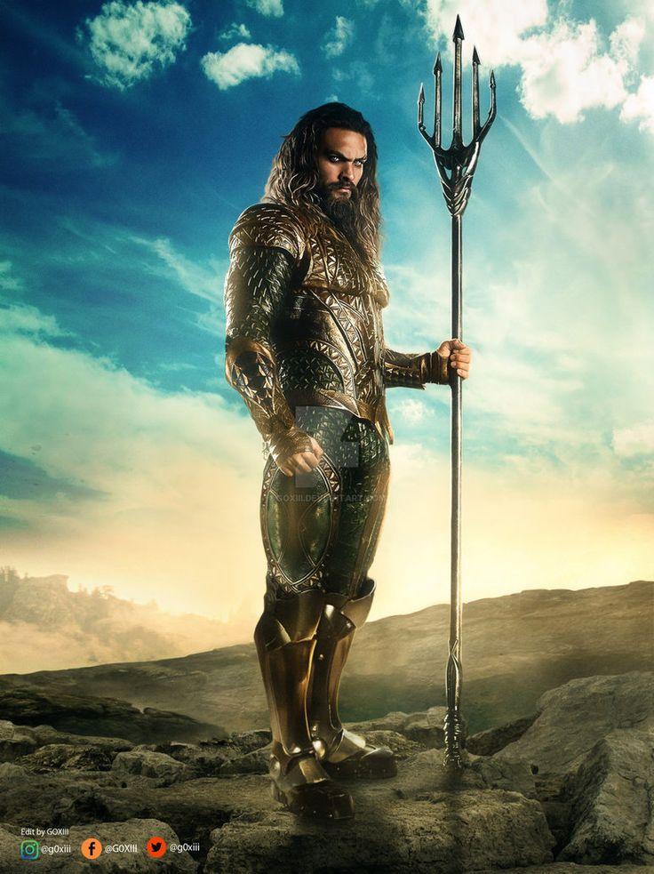 Justice League; 2017 - Aquaman
