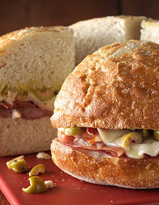 11 best private selection images on pinterest ciabatta cooking this hearty muffaletta sandwich filled with private selection sliced artisan meat is a great lunch option forumfinder Image collections