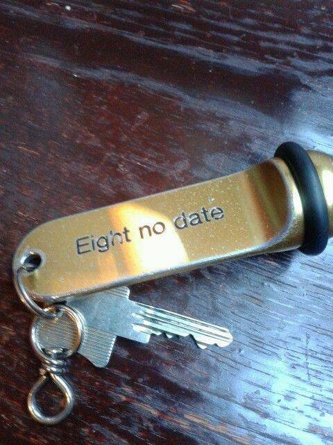 Eight no date