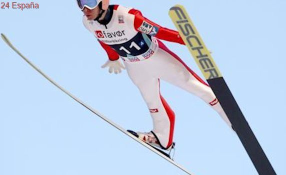 Stefan Kraft bate el récord del mundo: 253,5 metros