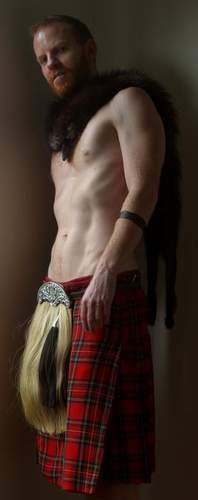 Kilt. And then some.