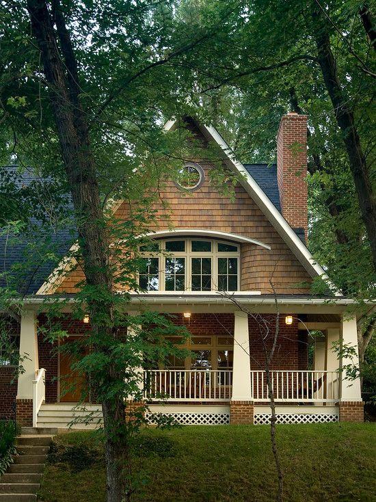 74 best images about exterior craftsman arts crafts for Craftsman cottage homes