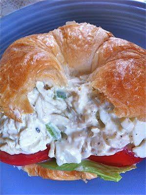 Southern Chicken Salad | Divas Can Cook. I love chicken salad!