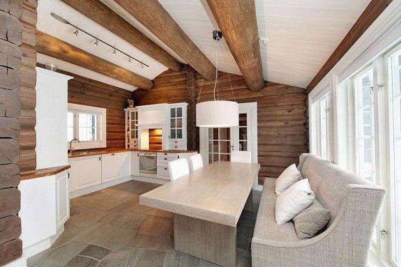 HAFJELL- Stor hytte- Alpint/langrenn out/inn - Fredfull beliggenhet