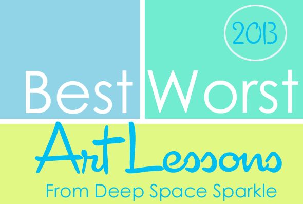 Deep Space Sparkle Best and Worst Lessons of 2012-13