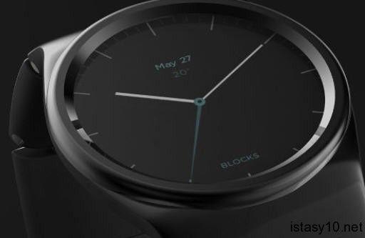 The World's First Modular Smartwatch