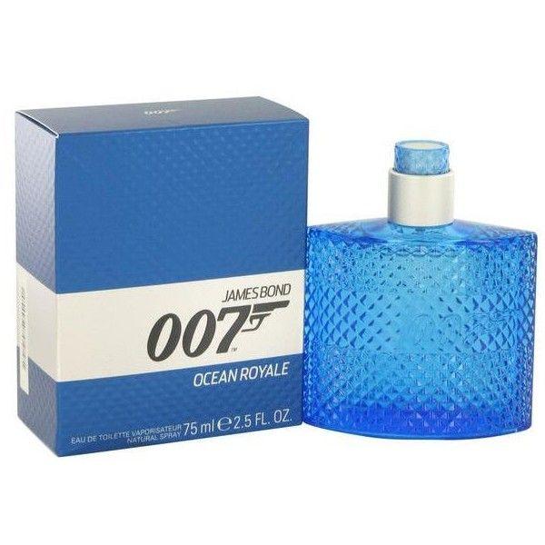 007 Ocean Royale by James Bond Eau De Toilette Spray via Polyvore featuring beauty products, fragrance, cologne perfume, cologne fragrance и eau de cologne