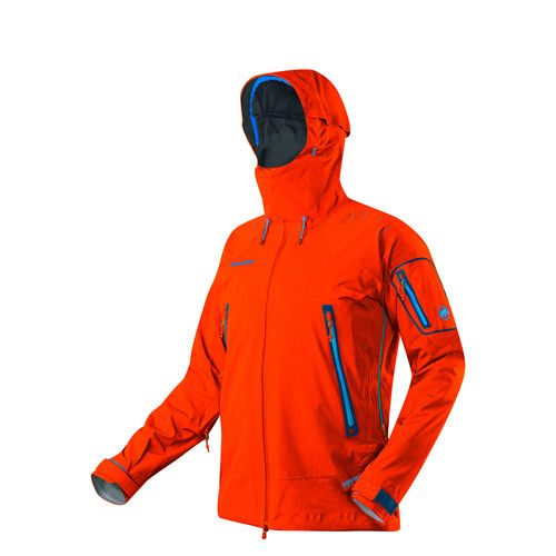 Mammut Nordwand Jacket - GORE-TEX® products Rainy Day Essentials by @GORE-TEX Products Europe
