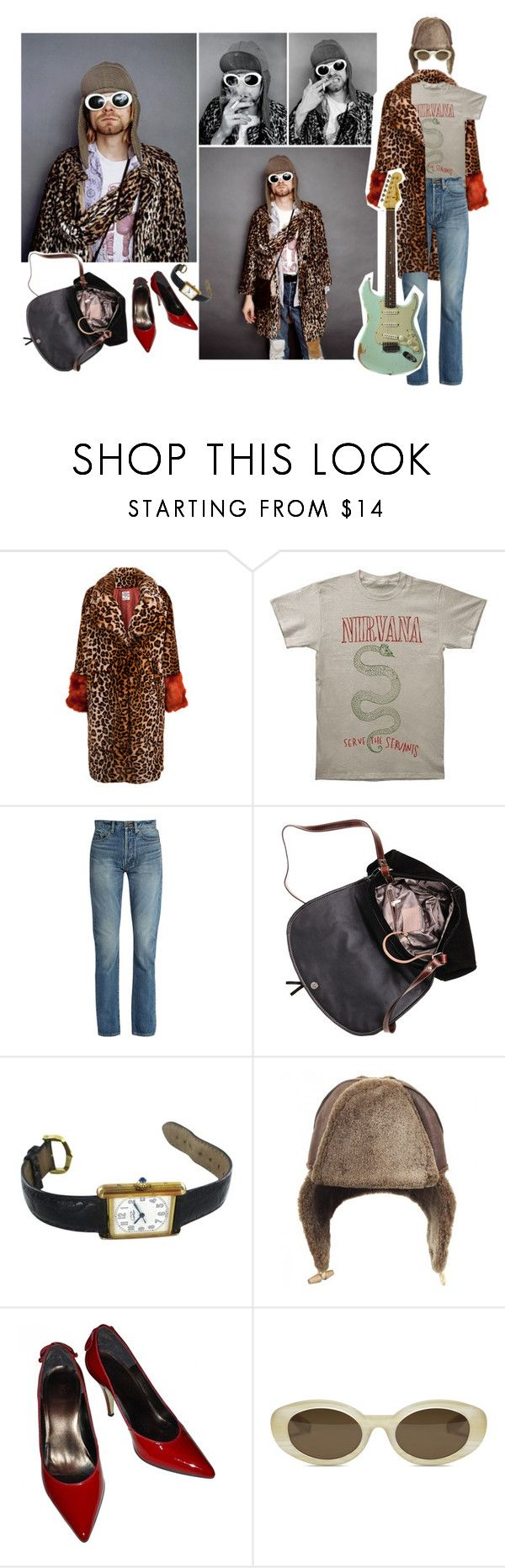 """""""KC50"""" by alicenalesso ❤ liked on Polyvore featuring Baum und Pferdgarten, Yves Saint Laurent, Cartier, Paul Smith, Kurt Geiger and Elizabeth and James"""