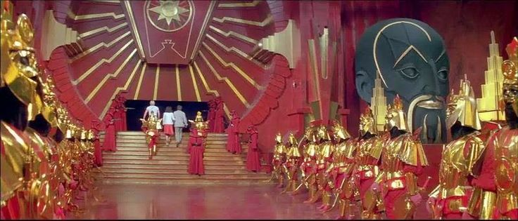 18 Bizarre Facts About FLASH GORDON 1980 You Didn't Know ~ The Geek Twins