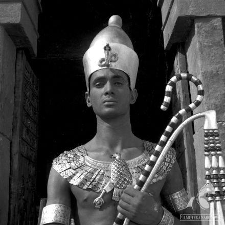 """Jerzy Zelnik - """"Faraon"""" (dir. Jerzy Kawalerowicz, 1965)."""