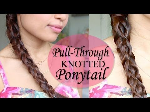 This is prolly harder than braiding , but it looks cool!