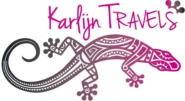 Logo for Karlijn Travels